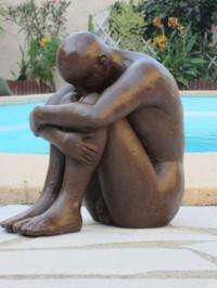 sculpture illustrant le manque d'appétit sexuel chez l'homme
